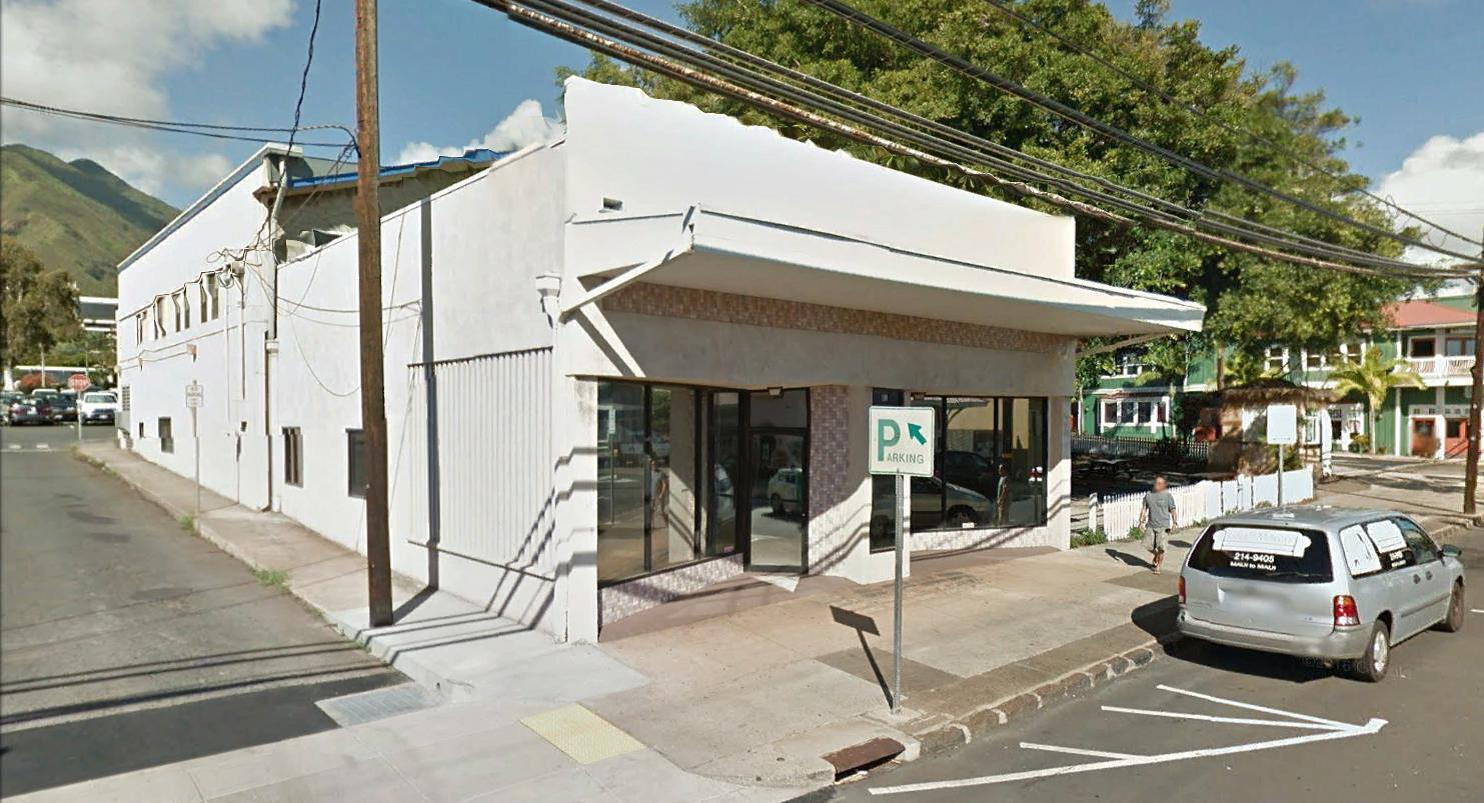 Kokua Realty Commercial Real Estate For Lease 81 N Market Street Wailuku Maui Hawaii Keoni Fursse Hawaii Investment Group