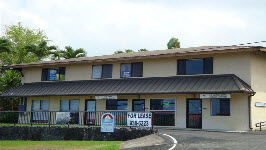 Kokua Realty Kona Commercial Real Estate Kailua Kona Office Space For Lease  77-6425 Kuakini Highway Kailua Kona Hawaii Keoni Fursse Hawaii Investment Properties