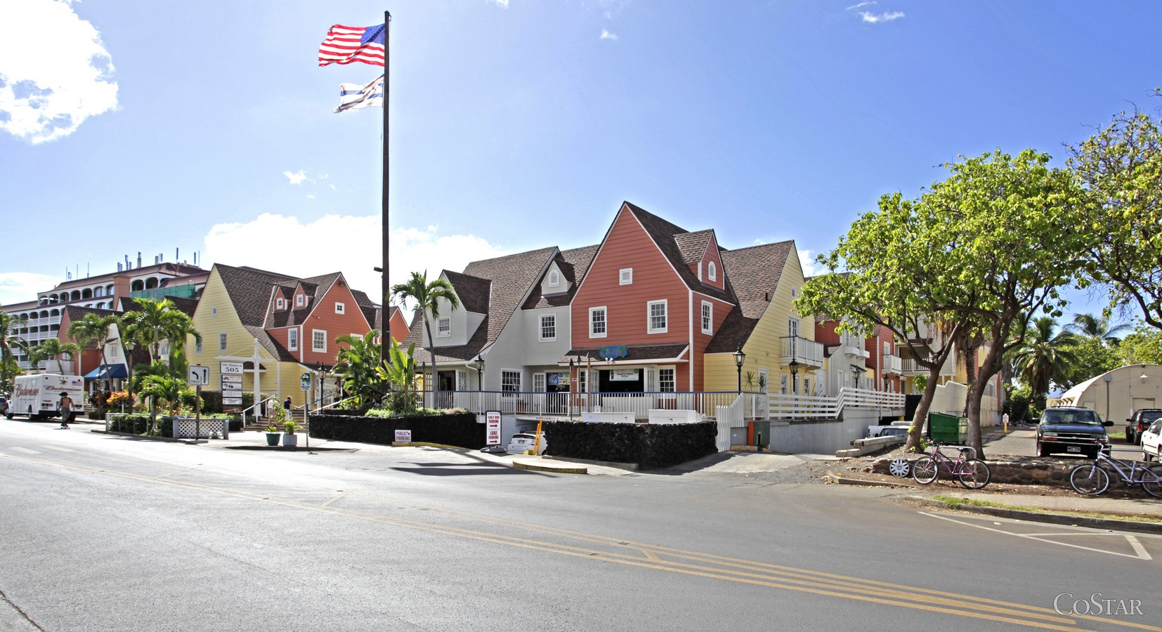Kokua Realty Maui Commercial Real Estate Lahaina Office Space For Lease  505 Front Street Lahaina Maui Hawaii Keoni Fursse Hawaii Investment Properties