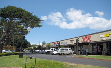 Kokua Realty Maui Commercial Real Estate Retail Warehouse Space For Lease 910 Honoapiilani Road Lahaina Maui Hawaii