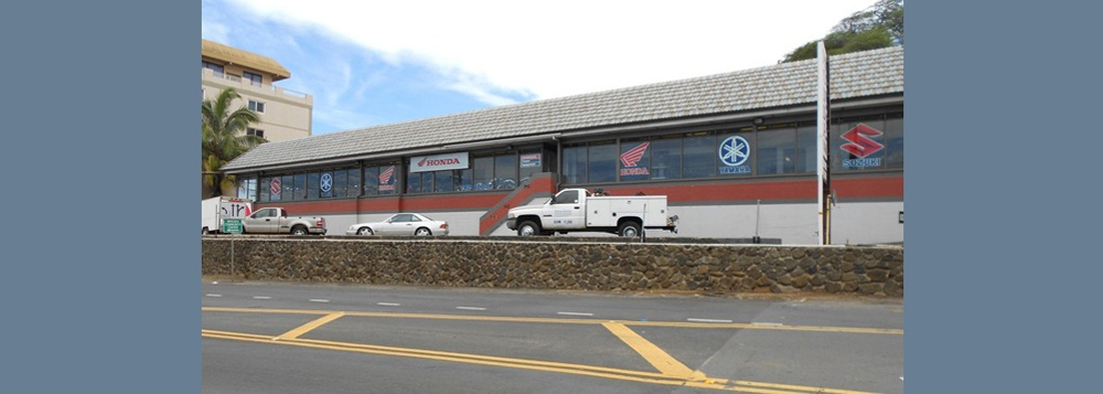 1161 Lower Main St – Wailuku warehouse/showroom For Sale or Lease. Click for more info!